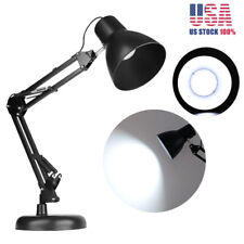 5W 30LED Flexible Lamp Swing Arm Mount Clamp Lamp Home Office Studio Desk Light