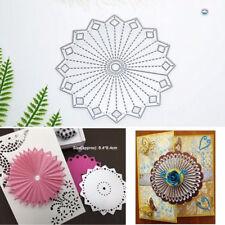 3D Flower Metal Cutting Dies Stencil Scrapbooking Embossing Paper Card Craft DIY