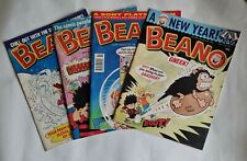 More details for the beano vintage comics #2944, #2946, #2949, #2950 job lot from 1998 and 1999
