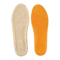 Einlegesohlen Wolle Schuheinlagen, Atmungsaktiv und Stoßdämpfend