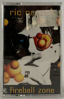 Ric Ocasek (The Cars)- Fireball Zone - Cassette Tape New Sealed