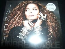 JANET JACKSON Unbreakable (Australia) Bonus Tracks CD – New