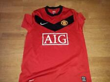 Manchester United Home Shirt 2009/10 SMALL JERSEY NIKE