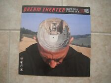 Dream Theater Once In A LiveTime 1998 Promo LP Photo Flat 12x12 Poster