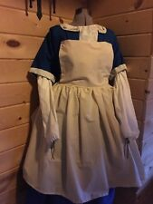 Colonial 18th Century Georgian Rev War 4 Piece Outfit Cotton