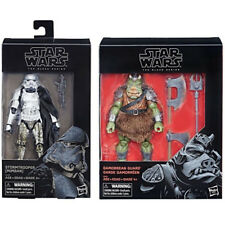 "Star Wars Hasbro Black Series 6"" Inch Gamorrean Guard Action Figure Ship AU"