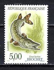 France 1990 série Nature poissons Yvert n° 2666 neuf ** 1er choix
