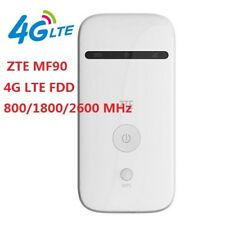 Unlocked ZTE MF90 LTE 4G WIFI Hotspot Wireless Router PK E589 E5786 B315 E5776