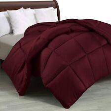 Comforter Duvet Insert Quilted Comforter with Corner Tabs Utopia Bedding