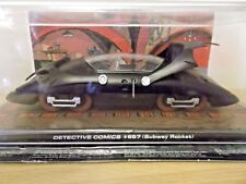 BATMAN DETECTIVE COMICS # 667 SUBWAY ROCKET COLLECTABLE DIE-CAST BATMOBILE CAR