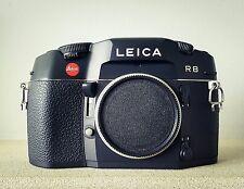 Cámara SLR Leica R8 35mm De Cine.! como NUEVO! Coleccionistas.