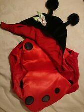 Ladybird costume girls Halloween outfit