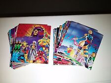 1991 X-Men Cards by Comic Images featuring Jim Lee Art (You Pick Two)