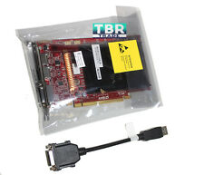 Barco MXRT-5500 3D Medical Triple Head Graphic Card 2GB 13J K9306036-00 PCI E
