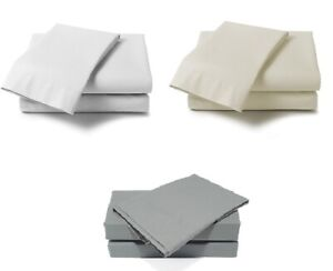 Electric Bed Extra Long Euro Single Polycotton Fitted Sheet 90 x 200 cm