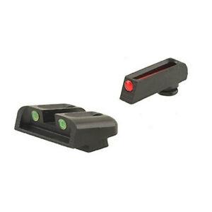 TruGlo Fiber Optic Sights For Glock 17/17L/19//22/23/26/27/33/34/39/45-TG131G1