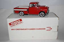 Danbury Mint 1957 Chevrolet Cameo Carrier Pickup 1:24 Scale Die Cast Model