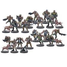 Mantic Games Deadzone BNIB Deadzone V2 Plague 3rd Gen Troopers MGWPP301