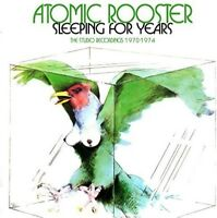 Atomic Rooster - Sleeping For Years: Studio Recordings 1970-1974 [New CD]