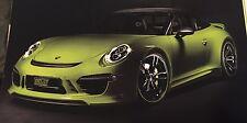 """""""Brand New""""Wheels TechArt Formula IV for 911 997 991 21x9"""" ET50 21x12""""ET57 5:130"""