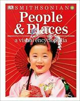 People and Places: A Visual Encyclopedia by DK #7935