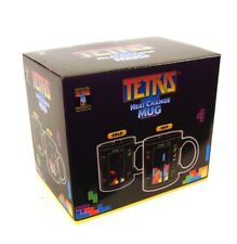 Tetris Classic Game Heat Change Mug Brand New