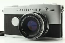 Olympus Pen FT w/ F.Zuiko Auto-S 38mm f1.8 Lens [Excellent+++++] from japan 390