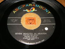 PONI-TAILS - SEVEN MINUTES IN HEAVEN - CLOSE FRIENDS - LISTEN - GIRLS POPCORN