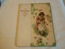 """ancien livre conte pour enfant en anglais année 1900 """" A BIG TEMPTATION BY MEADE"""