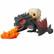 Funko Pop Rides Game of Thrones 68 GOT Edition 45338 Daenerys & Fiery Drogon