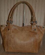 Frye Melissa Shoulder Bag Beige Db146