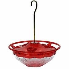 Mini HummBlossom Hummingbird Feeder, 4 Oz, Rose Pet Supplies