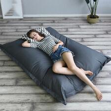 140x180cm Outdoor Indoor Foldable, Bean Bag Cover, Waterproof Sofa Bed Mattress