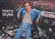HARRY STYLES - A3 Poster (ca. 42 x 28 cm) - One Direction Clippings Fan Sammlung