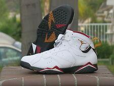 Nike Air Jordan VII 7 Retro Cardinals Men's Basketball Shoes 304775-104 SZ 17