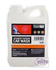 Valet Pro Advanced Poseidon's Wash - 5 litre Car Shampoo & FREE Safe Wash Mitt