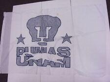 "Pumas Unam Universidad Nacional Mexico Futbol Soccer Flag Banner 34""x56"" New"