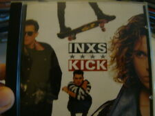Original Music CD: INXS - Kick