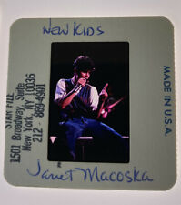 New Kids On The Block Music Concert 35mm Transparency Slide