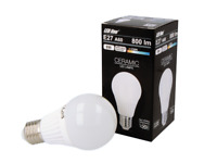 LED Line E27 A60 Leuchtmittel 800lm 8W Warmweiß 2700K Energiesparlampe Ø80mm