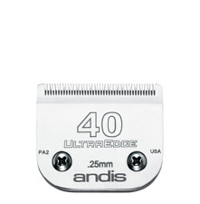 ANDIS Ultra Edge Detachable Grooming Blade Size 40 Dog Pet Grooming MADE IN USA