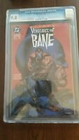 1993 DC BATMAN: VENGEANCE OF BANE SPECIAL #1 1ST APPEARANCE BANE CGC 9.8 WHITE