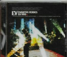 En Vivo by Los Enanitos Verdes CD NEW