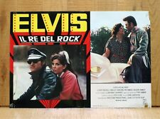 ELVIS IL RE DEL ROCK fotobusta poster John Carpenter Kurt Russell Presley CP24