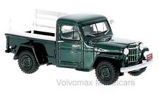 wonderful modelcar JEEP PICKUP 1954 - green/white - scale 1/43 - ltd.ed.700