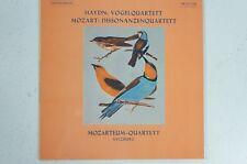 Haydn Vogelquartett Mozart Dissonanzenquartett Mozarteum Quartett Salzburg(LP31)