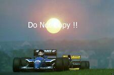 Thierry Boutsen LIGIER JS35B hongrois Grand prix 1991 PHOTO