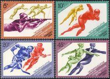 Russia 1984 Olympic Games/Ice Hockey/Shooting/Skating/Olympics 4v set (n17752)