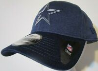 New Era 39Thirty Dallas Cowboys NFL Football Cap Hat Men's M/L flex logo shade