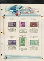 united states commemoratives 1947  stamps page ref 18245